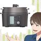 アイリスオーヤマの「電気圧力鍋」が超優秀! 65種類のメニューを自動調理♪