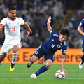 日本代表の南野 photo/Getty Images
