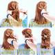 ハーフアップ×くるりんぱ 美容師HIRO/Amoute代表 | Amoute/アムティ