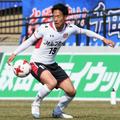 MF菅本岳(25)が松江シティFCに移籍