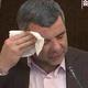 イランの保健省次官、新型コロナに感染 記者会見で激しく咳こみ