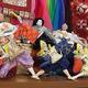 不要の雛人形を有効活用する「福よせ雛」 作品のユニークさが話題