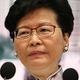 中国、香港行政長官を引き続き支持
