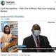 呆然とする大統領を楽曲にしたミュージシャンも(画像は『David Scott 2021年6月23日付Twitter「Cyril Ramaphosa - iPad」』のスクリーンショット)
