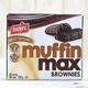 業務スーパーのチョコおやつ『朝食マフィン(ブラウニー)』は時短フード向きかも