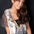 吉田愛璃/胸元のビジュに一目惚れしたワンピース