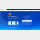 Firefoxは基本的に最新バージョンへ自動アップデートしてくれるが、手動でのアップデートも可能。画像は、ダウンロード画面のキャプチャ。