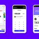 スマートフォン上のイメージ(フェイスブック提供)