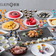 「シン・エヴァンゲリオンブッフェ」が名古屋で開催、ガフの扉ケーキやネルフ本部ムース