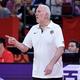 FIBAバスケットボール・ワールドカップ、2次リーグ、米国対ブラジル。選手に指示を出す米国のグレッグ・ポポビッチHC(2019年9月9日撮影)。(c)Nicolas ASFOURI / AFP