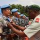 中国軍の国連PKO参加30年白書発表「平和維持に重要な貢献」