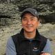 『恐竜まみれ—発掘現場は今日も命がけ—』著者の小林快次さん