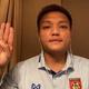 W杯予選で来日していたミャンマー選手が帰国拒否 難民申請の意向示す