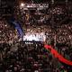 格闘技興行で使用されるさいたまスーパーアリーナ=09年11月29日撮影