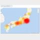 NTTドコモの通信状況