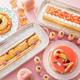 上品な甘さと香りが魅力♡横浜ベイホテル東急、週末限定ナイトタイムブッフェ8月は旬の桃づくし♩