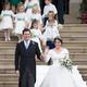 ユージェニー王女、結婚式当日に撮影したビデオを公開♡