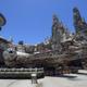 米カリフォルニア州とフロリダ州にあるテーマランド「スター・ウォーズ:ギャラクシーズ・エッジ」  - Jeff Gritchen / MediaNews Group / Orange County Register via Getty Images