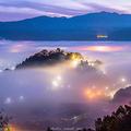 福井の絶景5選。雲海に浮かぶ大野城、苔寺は必見!