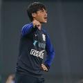 現愛媛FCの男子トップチームを率いる川井健太監督は元愛媛FCレデ