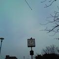 曇天時に撮影した写真