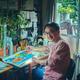 広瀬克也さんの絵本「妖怪横丁」 愛嬌とリアリティをたっぷり描き込んで