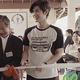 病院のオープニングに立ち会った三浦さんはこの笑顔(ラオ・フレンズ小児病院の公式動画共有サイトから)