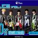 人気男性アイドルグループ7m!n、初となる定期公演開催決定&「SUPERLIVE by OPENREC」にて6月20日(日)生配信