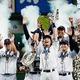 侍ジャパンは韓国に勝利し「プレミア12」初優勝を飾った【写真:荒川祐史】