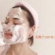 洗顔で肌表面の汚れを落とす