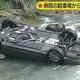 長崎県の駐車場から車が転落し運転手は意識不明「ドーンという音が」