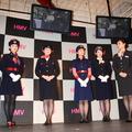 イベントの最後には「JALの制服コレクション」も用意されていた
