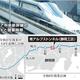 リニア中央新幹線のルートと開業時期