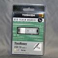 東芝 1バイトUSBフラッシュメモリー「U2H-001G」1,974円(税込み
