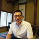 元阪神・郭李の通訳だった台湾出身の林光中さん。古民家民宿を営む=京都市内