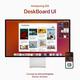 iOS DeskBoard UI