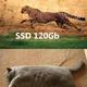 SSD120GB vs HDD2TB01