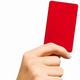 久保建英がイエローカード2枚でレッドカードを受けた(画像はイメージ)