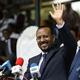 2019年ノーベル平和賞の受賞が決まった、エチオピアのアビー・アハメド首相(2018年4月11日撮影、資料写真)。(c)Zacharias Abubeker / AFP