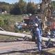 停電続く…関東や長野など約9万軒 台風19号の影響