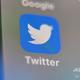 ツイッターのロゴ(2019年9月4日撮影、資料写真)。(c)Denis Charlet / AFP