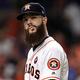 米大リーグ(MLB)、ヒューストン・アストロズ時代のダラス・カイケル(2017年10月29日撮影、資料写真)。(c)Christian Petersen/Getty Images/AFP