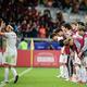 1点が足りず、グループリーグ敗退となった日本。しかし若いメンバーで善戦はした。(C)Getty Images