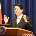 安倍晋三首相の在任期間が戦後歴代4位の中曽根康弘氏と並んだ