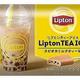リプトンミルクティーのタピオカアイス 冷凍下でも「もちもち」だって!