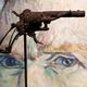 ゴッホが自殺に使用した銃、1570万円で落札 予想額の2倍