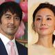 (左から)阿部寛さん(2019年3月、時事通信フォト)、吉田羊さん(Getty Images)