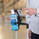 サンワサプライ、台車や作業カートに取り付けできるクランプ式スマホ&ドリンクホルダーを発売