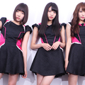 左より、京佳、志田友美、山田朱莉