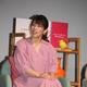 「Airbnb記者発表会」に出席した吉田沙保里